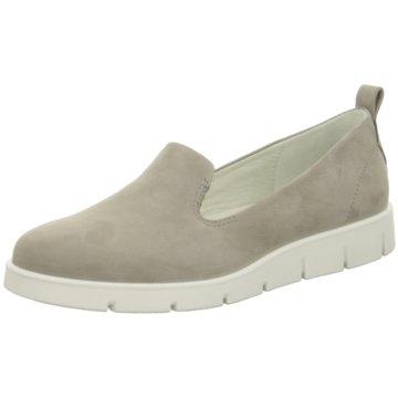 Ecco Komfort Slipper grau