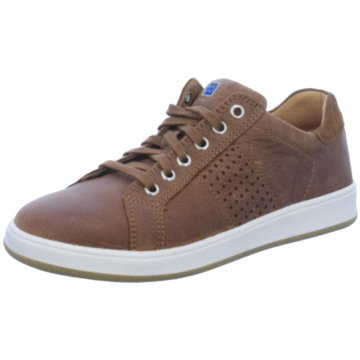Richter Sneaker Low braun