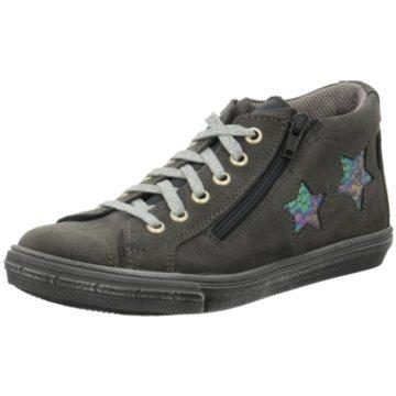 Däumling Sneaker High grau