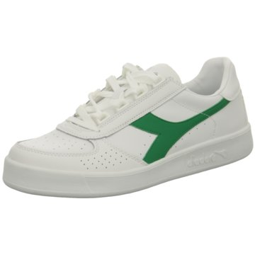 Diadora Sneaker Low weiß