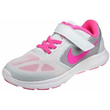Nike Sportlicher Schnürschuh grau