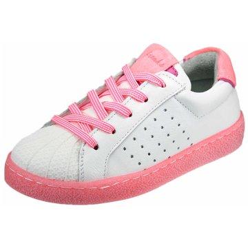 Jochie Sneaker Low weiß