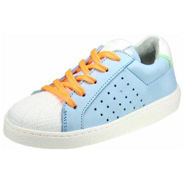 Jochie Sneaker Low blau
