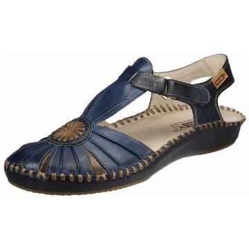 Pikolinos Sandale blau