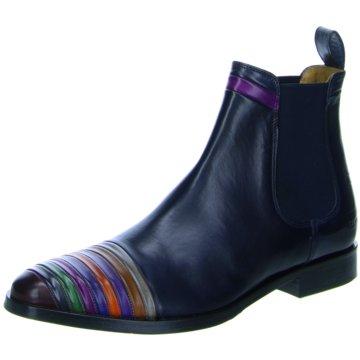 Melvin & Hamilton Chelsea Boot blau