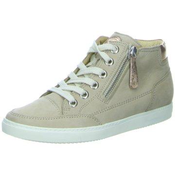 Paul Green Sneaker High beige
