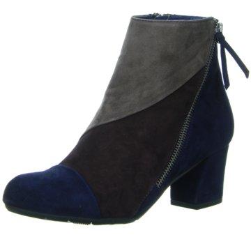 Perlato Klassische Stiefelette blau