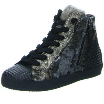 Donna Carolina Modische Sneaker braun