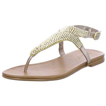 Inuovo Modische Sandaletten gold