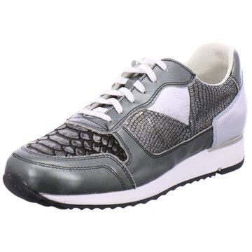 Poelman Modische Sneaker grau