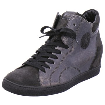 Paul Green Sneaker Wedges grau