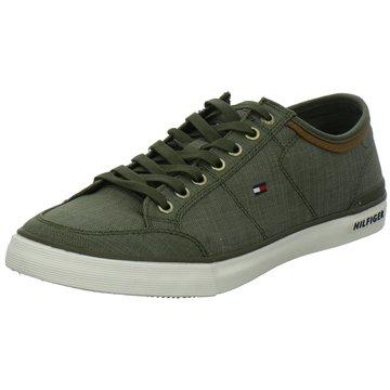 Tommy Hilfiger Sneaker Low oliv