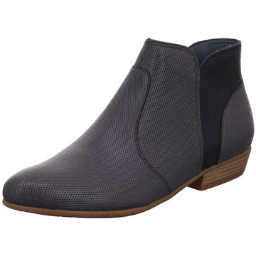 Tamaris Ankle Boot blau