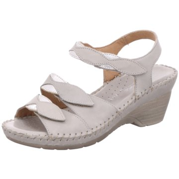 Florance Komfort Sandale grau