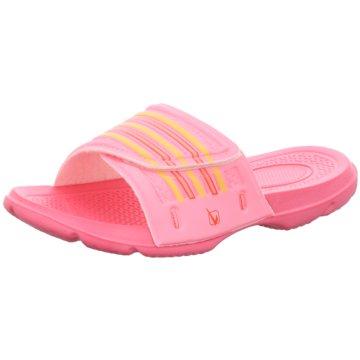 Bockstiegel Offene Schuhe rot