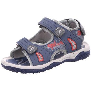 Galop Sandale blau