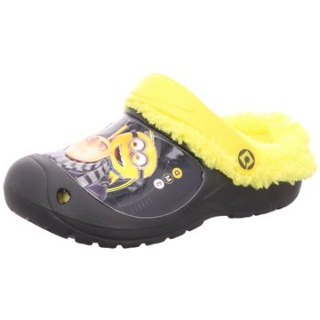 Minions Offene Schuhe braun