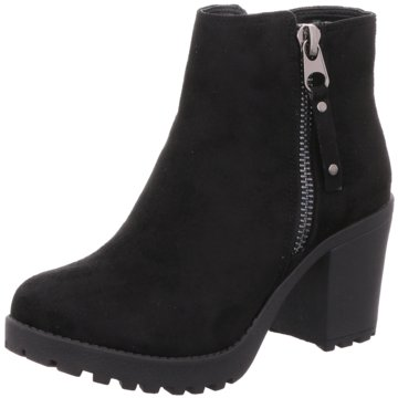 H.I.S Ankle Boot schwarz