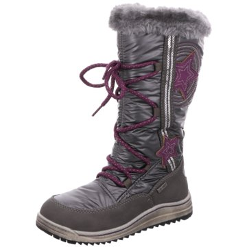 Be Mega Winterstiefel grau