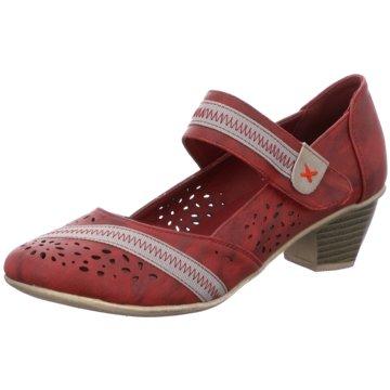 Marledo Footwear Komfort Pumps rot