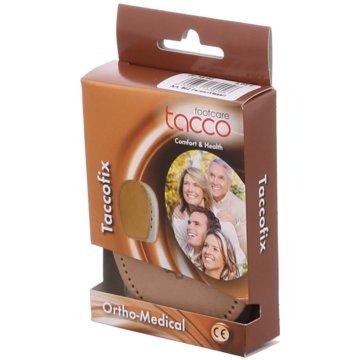 Tacco Footcare Sohlen- und Fußbett -
