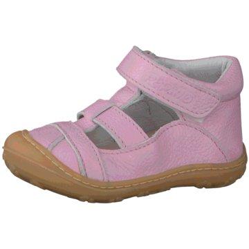 Ricosta Lauflernschuh rosa