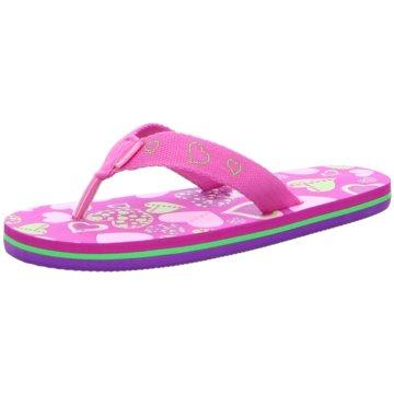 Hengst Footwear Zehentrenner pink