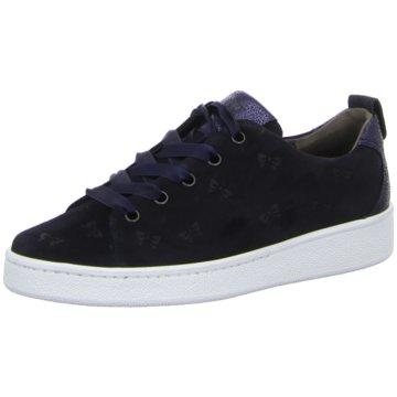 Paul Green Sneaker Low blau
