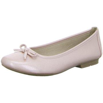 Soft Line Eleganter Ballerina silber