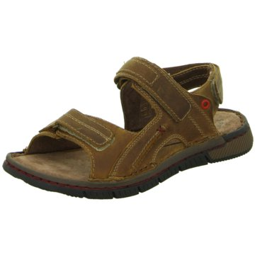 Young Space Komfort Schuh braun
