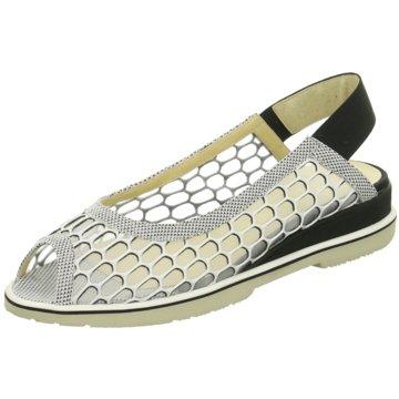 Brunate Komfort Sandale grau