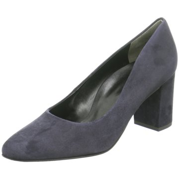 Paul Green Pumps blau