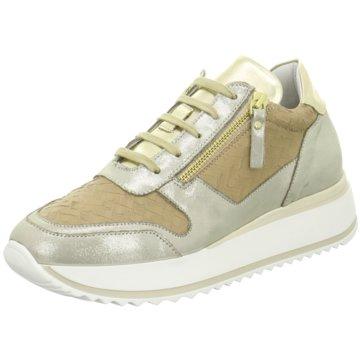 ELENA Italy Modische Sneaker grau