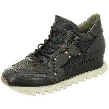 A.S.98 Modische Sneaker schwarz
