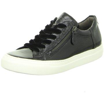 Paul Green Sneaker Low schwarz