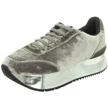 Calvin Klein Sneaker Low grau
