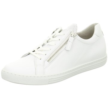 Gabor comfort Sneaker Low weiß