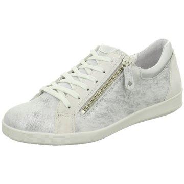 Longo Sneaker Low silber