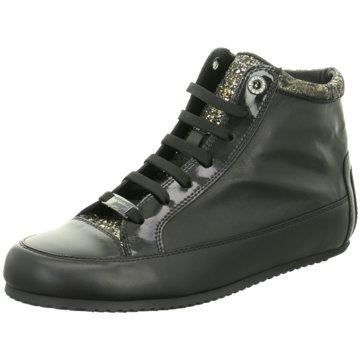 Tosca Blu Sneaker High schwarz