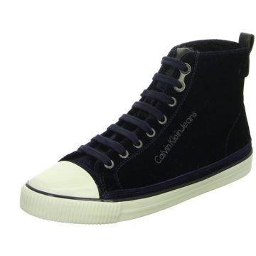 Calvin Klein Sneaker High blau