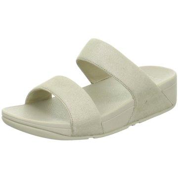 Fit Flop Komfort Pantolette grau