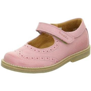 Froddo Spangenschuh pink