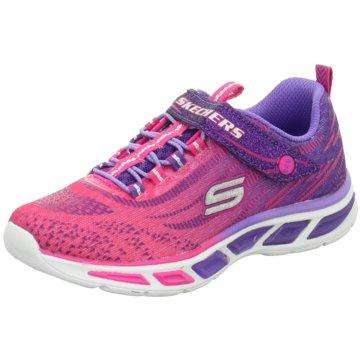 Skechers Trainings- und Hallenschuh pink