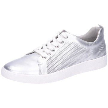 Richter Sneaker Low silber