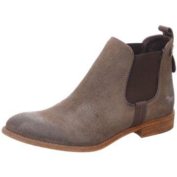Mustang Chelsea Boot grau
