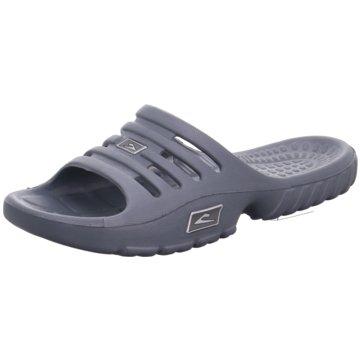Hengst Footwear Badelatsche blau