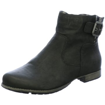 Think Biker Boot schwarz