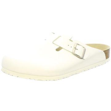 Birkenstock Komfort Schuh weiß