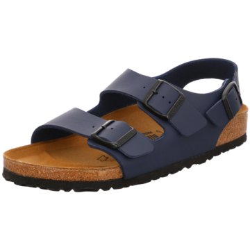 Birkenstock Komfort Sandale blau