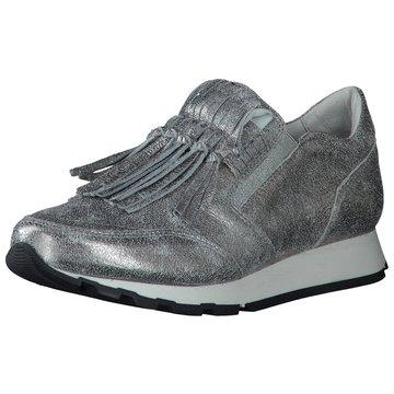 MACA Modische Sneaker silber